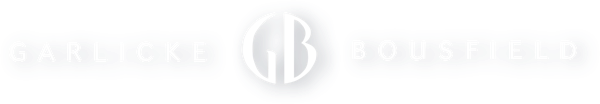 Garlicke and Bousfield logo