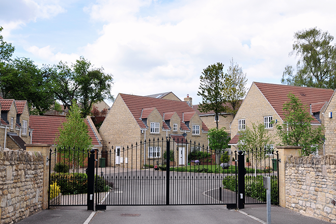 Personal Information In Gated Estates